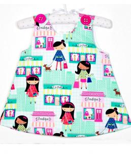 φόρεμα για μωράκια κοριτσάκια la boutique marvie