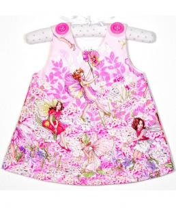 φόρεμα κοριτσια ροζ νεραιδες
