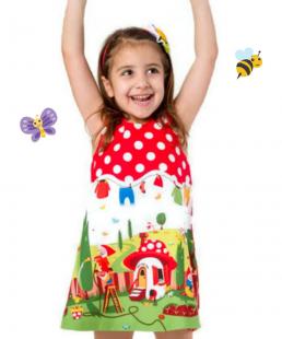 παιδικο φόρεμα νανοι
