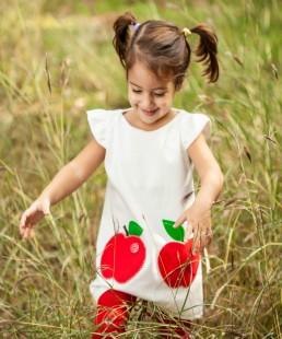 φορεμα μηλα