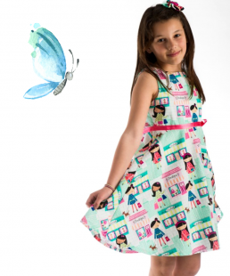 φόρεμα για κορίτσια la boutique