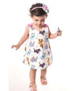 Φόρεμα Γατούλες