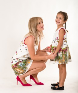 φορεμα με μαμα κορη