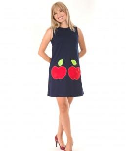 χειροποητο φορεμα μαμα κορη μηλα
