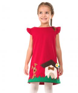 παιδικό φόρεμα κουτάβι