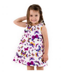 φορεμα πεταλουδες
