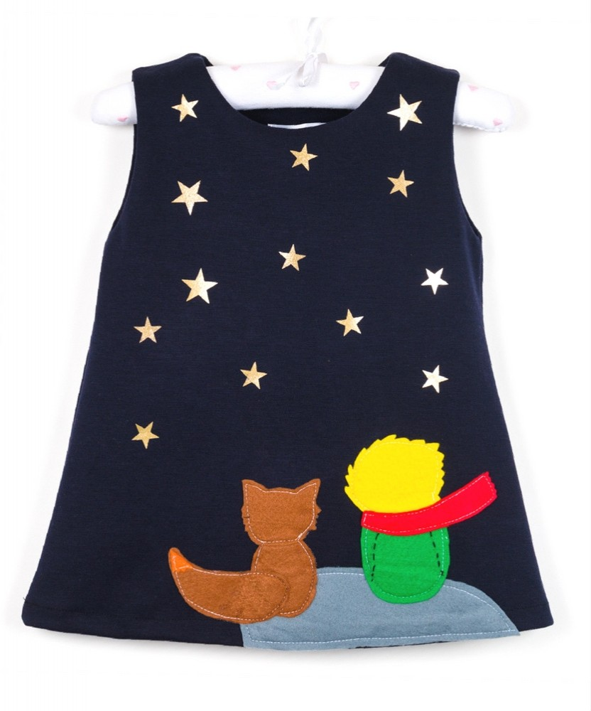 0eb4b074d1f μικρός πρίγκιπας φόρεμα   Marvie - Χειροποίητα Παιδικά Ρούχα