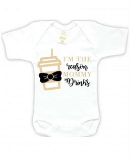 βρεφικο φορμακι Mommy Drinks