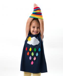 φορεμα βροχουλα