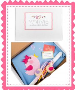συσκευασια δωρου marvie