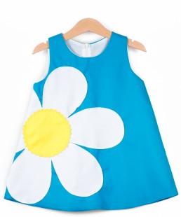 παιδικό φόρεμα μαργαριτα