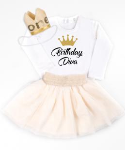 σύνολο για γενέθλια Birthday Diva
