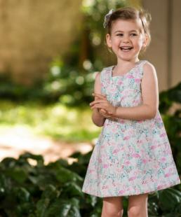 φόρεμα για κορίτσια φλαμινγκο