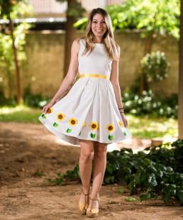 Γυναικείο Φόρεμα Ηλίανθος