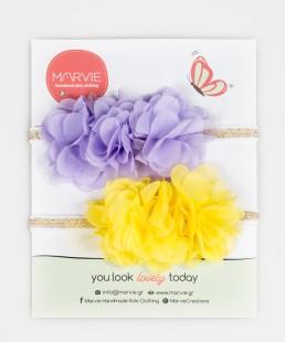 λουλουδακια για μαλλάκια