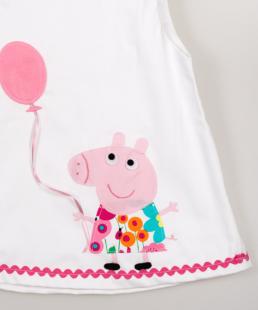 παιδικό φόρεμα Πεπα