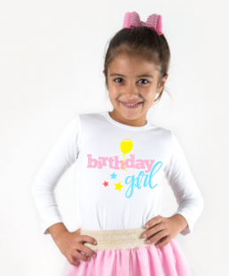 Birthday Girl Top