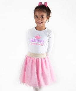 Birthday Princess Girl