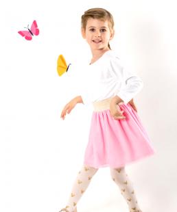 ροζ τουλινη φουστα παιδική