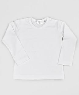 Μπλουζάκι Λευκό Κορίτσι