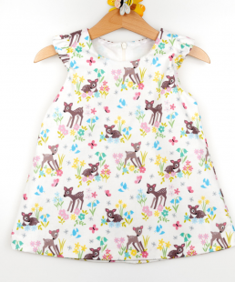 παιδικό φόρεμα ελαφάκι