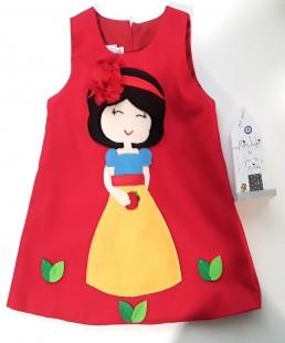 Παιδικό φόρεμα Χιονάτη