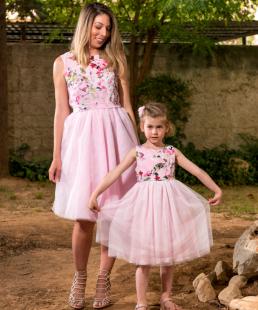 Μαμα κόρη φόρεμα