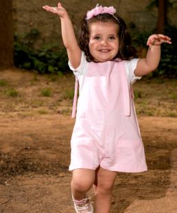 σαλοπέτα παιδική ροζ