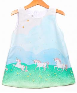 Φόρεμα για κορίτσια Μονόκερος
