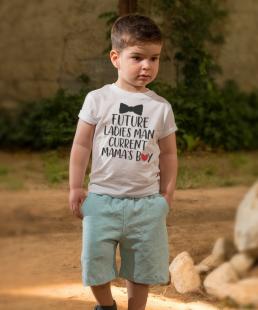 μπλουζακι για αγορι mamas boy