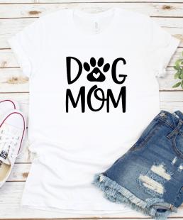 Γυναικειο μπλουζακι dog mom
