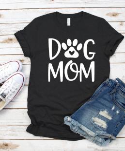 Μπλουζακι Dog Mom