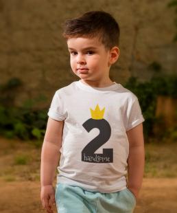 μπλουζακι για γενεθλια Two Handsome