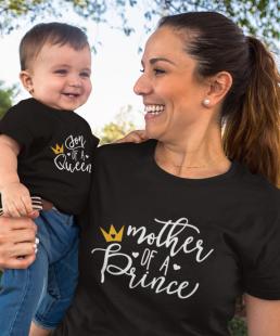 μπλουζάκι μαμά και γιος σετ