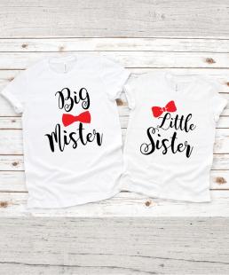 μπλουζακια για αδερφακια