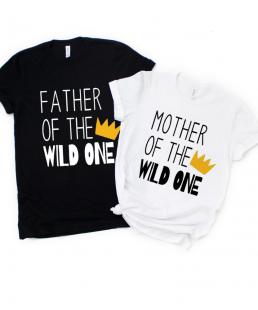 μαμα  και μπαμπας μπλουζακια για γενεθλια