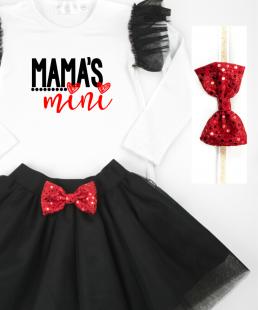 σύνολο για κορίτσια mamas mini