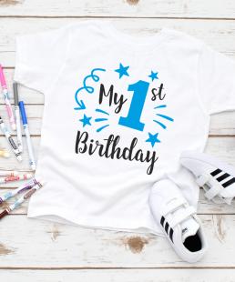 μπλουζάκι birthday boy