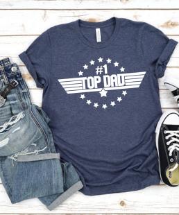 Μπλουζάκι Top Dad