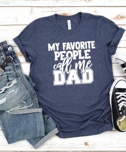 T-shirt για μπαμπάδες