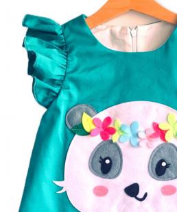 Παιδικό φόρεμα Πάντα