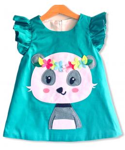 παιδικό καλοκαιρινό φόρεμα πάντα