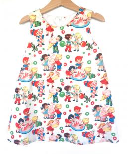 παιδικό φόρεμα για κορίτσια ζαχαρωτά