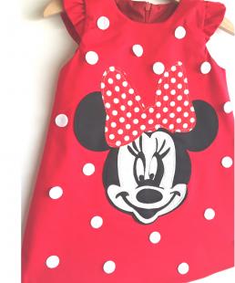 παιδικό φόρεμα minnie mouse