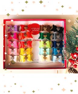 κουτί με κοκαλάκια φιοκάκια για κορίτσια