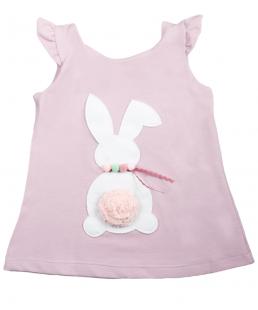 παιδικό φόρεμα λαγουδάκι