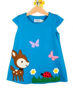παιδικό φόρεμα ελαφάκι marvie