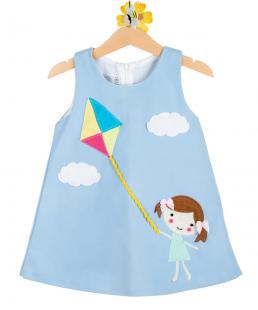 Παιδικό φόρεμα Χαρταετός