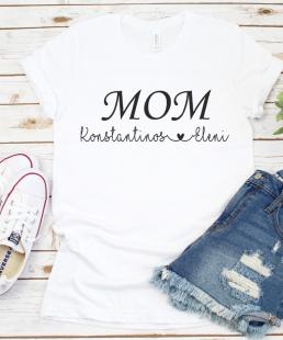 μπλουζα mom