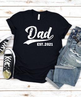 μπλουζάκι για το μπαμπά Dad Since